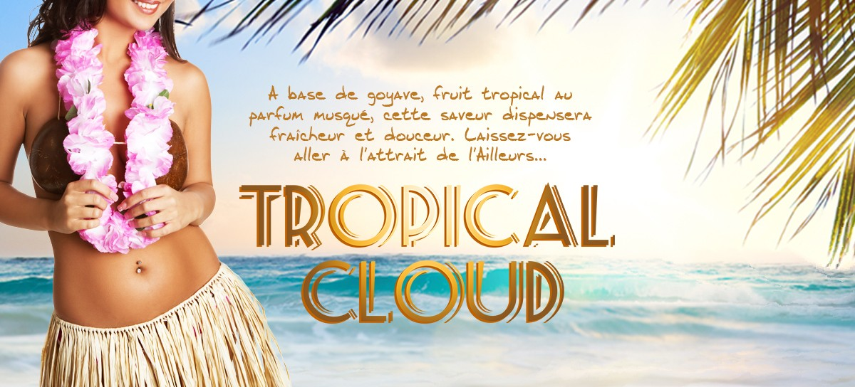 Tropical Cloud Dark Story Alfaliquid