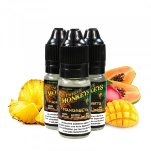 Mangabeys Twelve Monkeys 10ml x 3