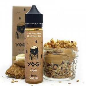 Peanut Butter Banana Yogi 60ml