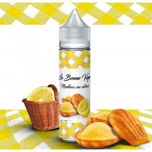 La Bonne Vape Madeleine Citron 60ml