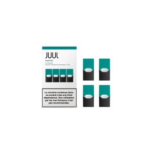 Pod JUUL Menthe x4