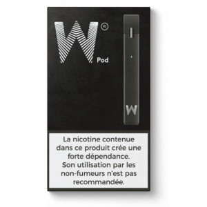 kit W eCigarette POD Liquidéo