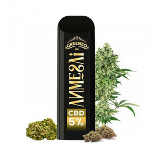 Pod Anmesai Greeneo 500mg