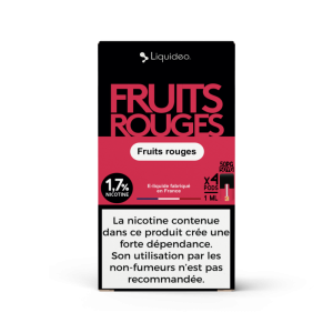 WPod Fruits Rouges Liquidéo