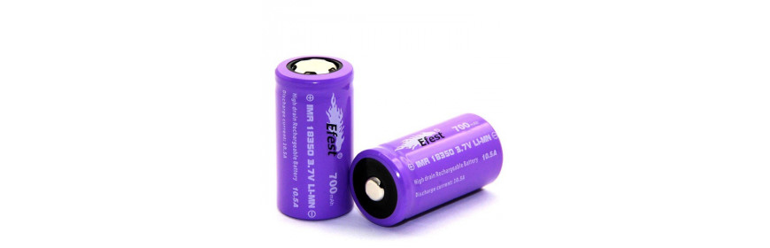 Accus Piles Rechargeables