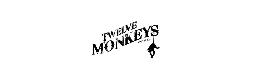 12 Monkeys E-liquides Canadien
